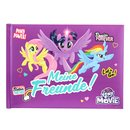 MY LITTLE PONY - Der Film Freundebuch
