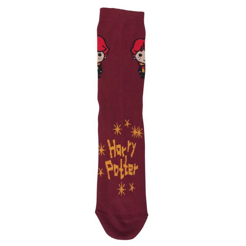 Socken Harry Potter Motiv Ron Weasley Gr. 43-46